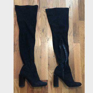 Jeffrey campbell thigh high boots